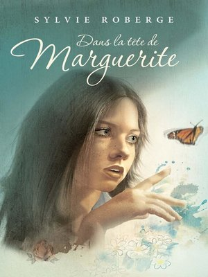 cover image of Dans la tête de Marguerite