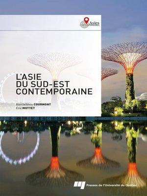 cover image of L' Asie du Sud-Est contemporaine