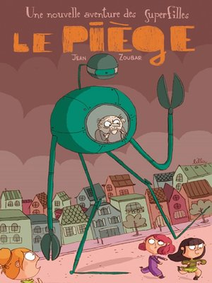cover image of Le piège