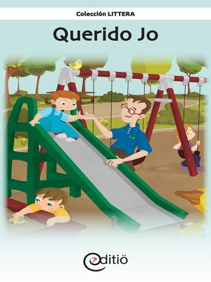 cover image of Querido Jo