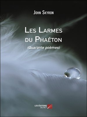 cover image of Les Larmes du Phaéton