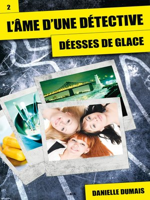 cover image of Déesses de glace