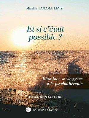 cover image of Et si c'était possible ?