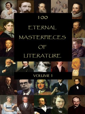 cover image of 100 Eternal Masterpieces of Literature--volume 1