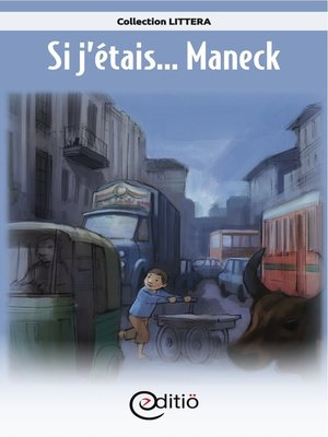 cover image of Si j'étais... Maneck