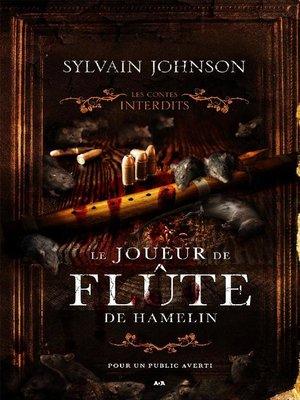 cover image of Le joueur de flûte de Hamelin