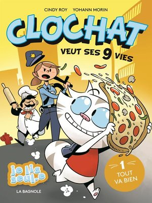 cover image of Clochat veut ses neuf vies 1