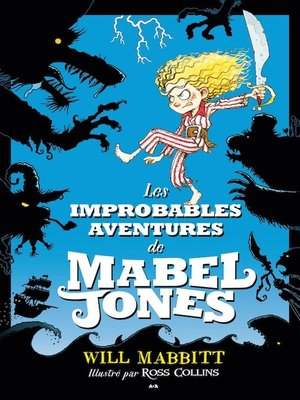 cover image of Les improbables aventures de Mabel Jones