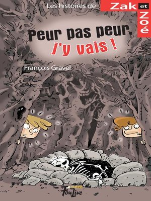 cover image of Peur pas peur, j'y vais