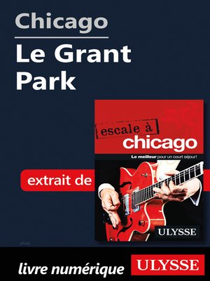 cover image of Chicago--Le Grant Park