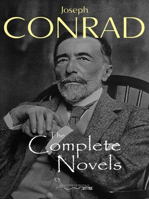 cover image of The Complete Novels of Joseph Conrad
