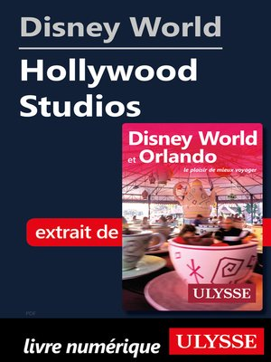 cover image of Disney World--Hollywood Studios