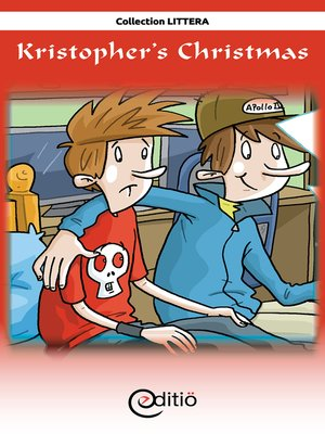 cover image of Kristopher's Christmas