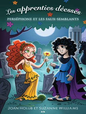 cover image of Perséphone et les faux-semblants