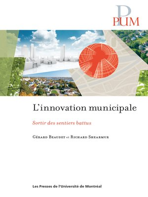 cover image of L'innovation municipale