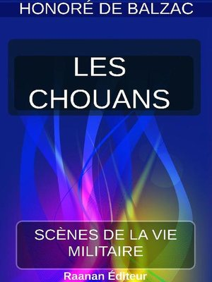 cover image of LES CHOUANS