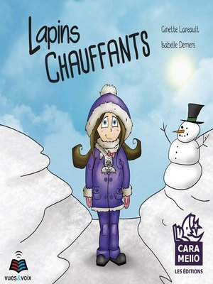 cover image of Lapins chauffants
