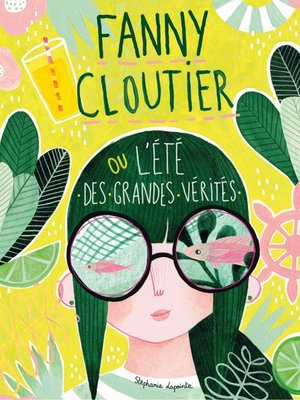 cover image of Fanny Cloutier tome 3