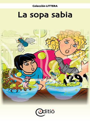 cover image of La sopa sabia