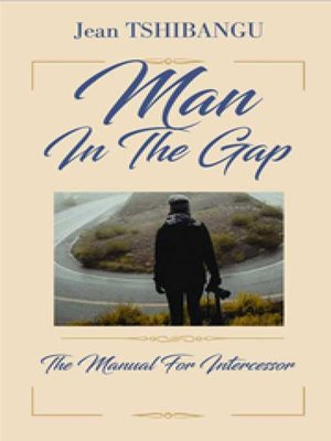 cover image of THE MAN IN THE GAP