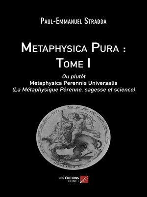 cover image of Metaphysica Pura