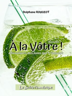 cover image of À la vôtre