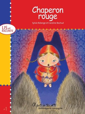 cover image of Chaperon rouge