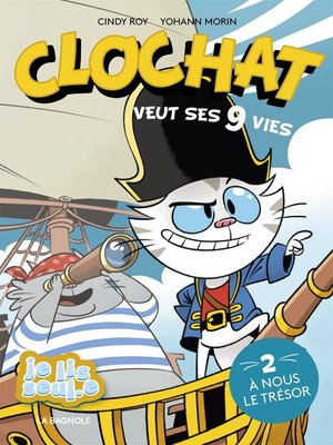 cover image of Clochat veut ses neuf vies 2
