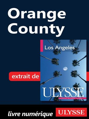 cover image of Orange County