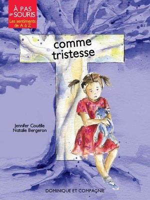 cover image of T comme tristesse