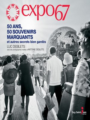 cover image of Expo 67