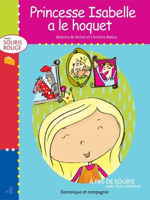 cover image of Princesse Isabelle a le hoquet