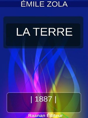 cover image of LA TERRE | ZOLA |