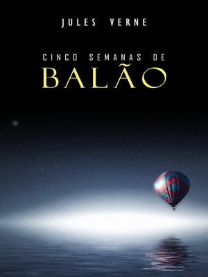 cover image of Cinco Semanas de Balão
