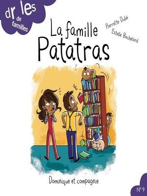 cover image of La famille Patatras