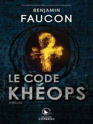 cover image of Le code Khéops