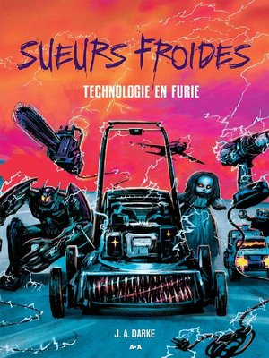 cover image of Technologie en furie