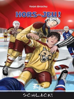 cover image of Hors-jeu !