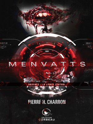 cover image of MENVATTS La lignée Centuri