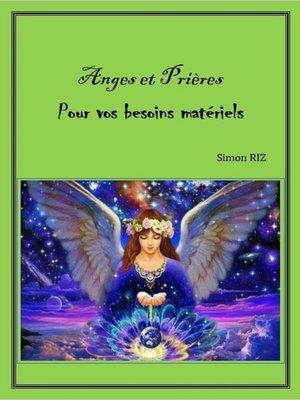 cover image of ANGES ET PRIÈRES POUR VOS BESOINS MATÉRIELS