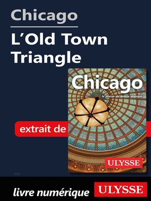 cover image of Chicago--L'Old Town Triangle