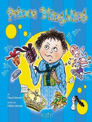 cover image of Prince Blingbling