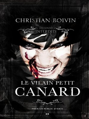 cover image of Les contes interdits--Le vilain petit canard