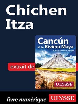 cover image of Chichen Itza