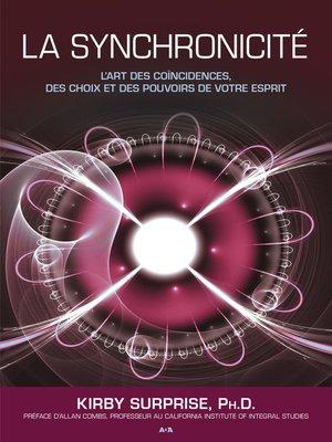 cover image of La synchronicité