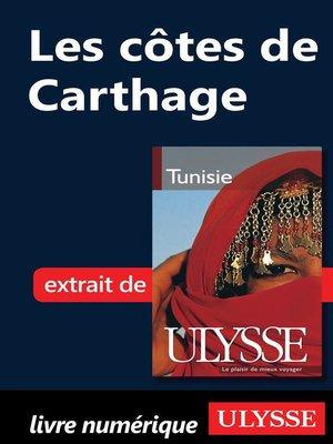 cover image of Les côtes de Carthage