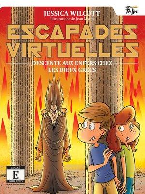 cover image of Descente aux enfers chez les dieux grecs
