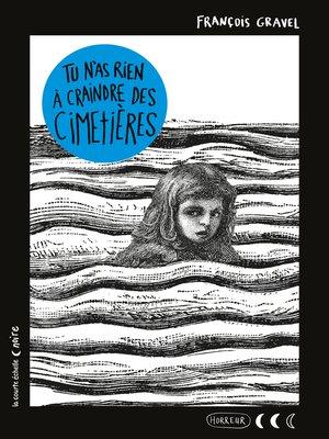 cover image of Tu n'as rien à craindre des cimetières