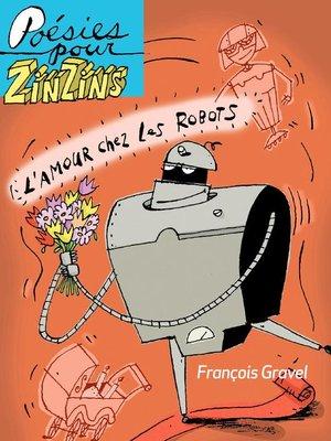 cover image of L'amour chez les robots