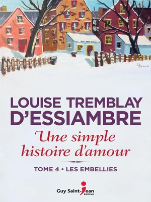 cover image of Les embellies